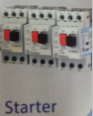 Motor Circuit Breaker & Manual Motor Stater