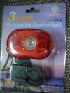 3 Led Multi Function Caution Light