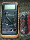 Digital Multimeter Heles UX-37 TR
